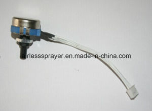 Airless Paint Sprayer Parts Pressure Control Assembly Potentiometer pictures & photos