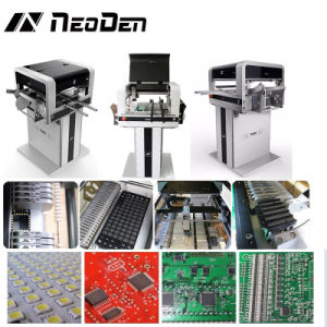 Auomatic SMT Machine with Vision System Neoden4 pictures & photos