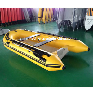 Wtaer Sport Rubber Inflatable Sailboat for Sale pictures & photos