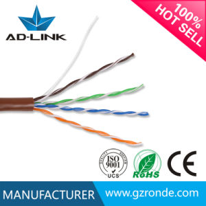 High Quality UTP Cat5e LAN Cable 4pr 24AWG