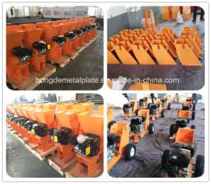 6.5HP 196cc Wood Chipping Shredder Hot Sell in German Market pictures & photos