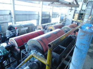 Haisun Concentrating and Dewatering Magnetic Separator pictures & photos