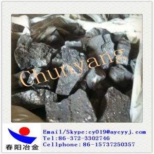 Calcium Silicon Lump / Ferro Alloy Casi Lump From China Manufacturer pictures & photos