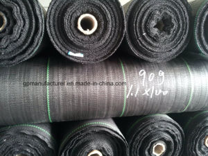90G/M2 PP Woven Weeed Geotextile pictures & photos