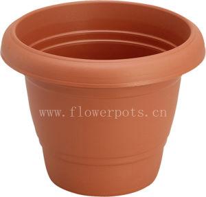 Plastic Round Flower Pot (KD5301-KD5305) pictures & photos
