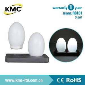 Rechargeable Egg Shape Lamp (RCL01)