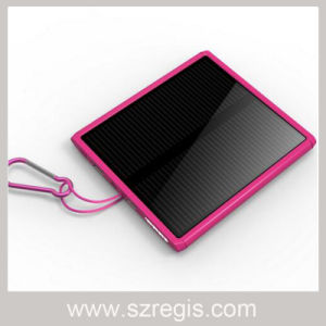 The New Ultra-Thin Solar Mobile Power Supply 20000mA Power Bank pictures & photos