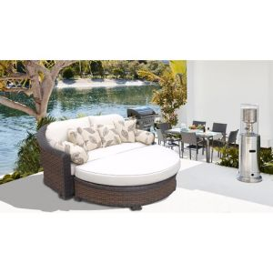 Well Furnir Premium Daybed with Cushions pictures & photos