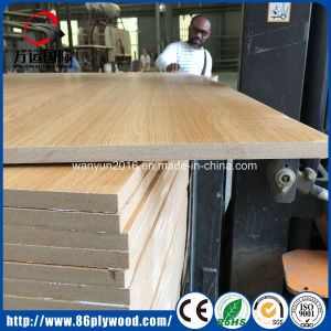 1220*2400*18mm Melamine MDF Board Made in China pictures & photos