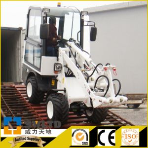 Swltd Brand Small Loader/Mini Loader with CE 800 Kg Capacity pictures & photos