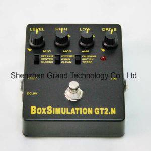 Tech21 Style Sans AMP Tube AMP Emulator Pedal (GT-2) pictures & photos