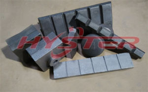 Mining Equipment Chocky Blocks for Abrasion Protection pictures & photos