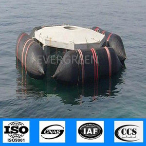 ISO Approved High Quality Natural Rubber Boat Ship Vessel Marine Airbags pictures & photos