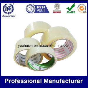 Clear BOPP Adhesive Tape with High Adhesion Good Quality pictures & photos