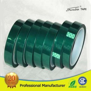 240 Degree High Quality Green Pet Tape pictures & photos