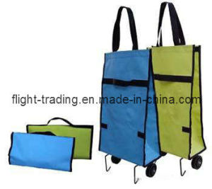Polyester Folding Wheel Bag (DXB-1238)