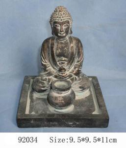 Polyresin Buddha Decoration (LE87-92034)
