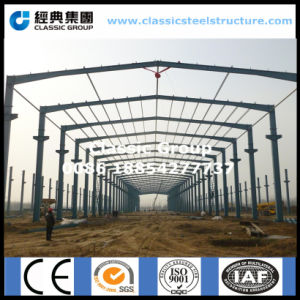 Steel Structure Car Workshop Design pictures & photos