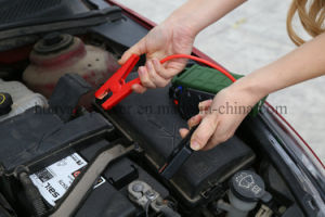Heavy-Duty Emergency Car Jump Starter 10000mAh for Travel/Camping pictures & photos