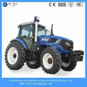 Supply 2017 New Style Large Farm Tractor / Compact Tractor 55HP pictures & photos