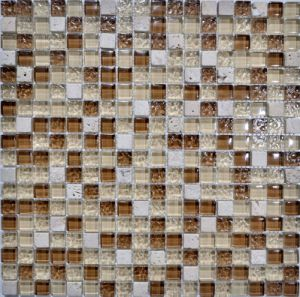 2017 Glass and Marble Mosaic Mix for Hotel pictures & photos