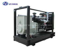 Lovol 100 kVA Diesel Generator 80kw Silent Genset 400V pictures & photos