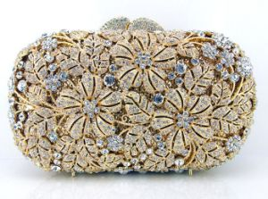 New Glass Stong Clutch Bag, Fashion Evening Bag pictures & photos