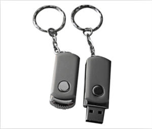 Best-Selling Metal Swivel USB Flash Drive Pen Drive pictures & photos