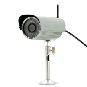 720p Wireless IP Camera - 1/4 Inch CMOS Sensor, 1MP, Wi-Fi, 40 Meter Night Vision