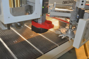 Hot Sale Wood Working CNC Router with Borning Head pictures & photos