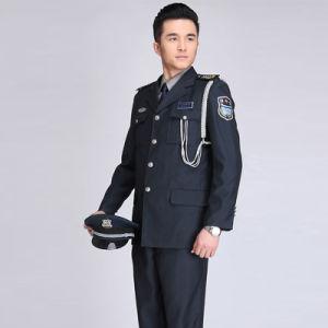 Design Security Guard Uniform Coat Jacket pictures & photos