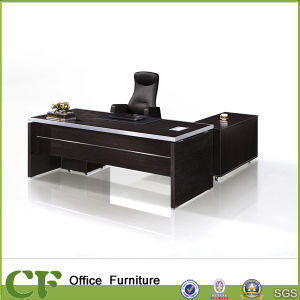Stainless Steel Frame Heavy CEO Executive Table (CF-I03405) pictures & photos