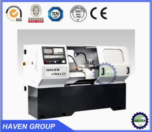 Mini CNC lathe machine with high speed pictures & photos