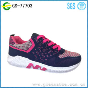 New Style China USA Wholesale Fashion Running Sports Shoes Women pictures & photos