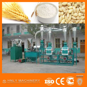 Automatic Industrial Complete Small Scale Wheat Flour Mill pictures & photos