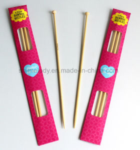 3.25mm Single-Head Bamboo Needles for knitting & DIY pictures & photos