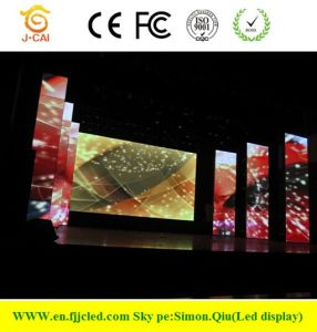 Indoor High Resolution Stage LED Display for Events (P3.91/P4.81/P6) pictures & photos