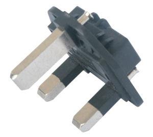 British Type Plug Insert (MA015) pictures & photos