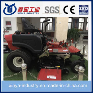 Garden Machinery Ride-on Lawn Mower with Hydraulic Drive pictures & photos