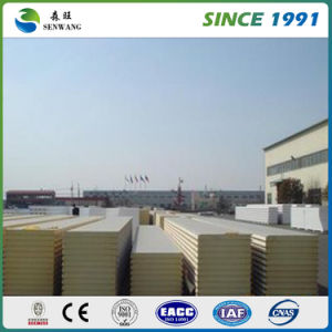 High Strength Building Material Wall Glass Fiber Sandwich Panel pictures & photos