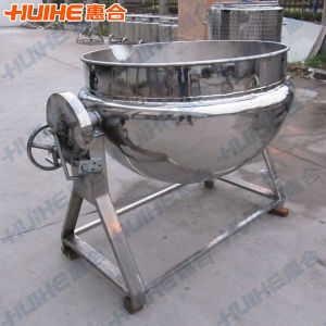 High Pressure Steam Jacketed Kettle for Candy pictures & photos