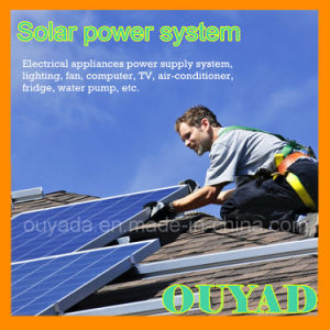 High Quality Manufacturer of 1kw, 2kw, 3kw, 4kw, 5kw, 6kw, 8kw, 10kw, 20kw Solar Power System/Solar Home System/Solar PV System pictures & photos