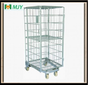 Warehouse Roll Container Cart Mjy-RC03 pictures & photos