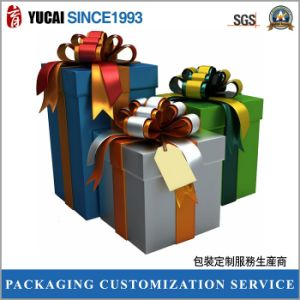 Colorful Gift Paper Box in Super Quality pictures & photos