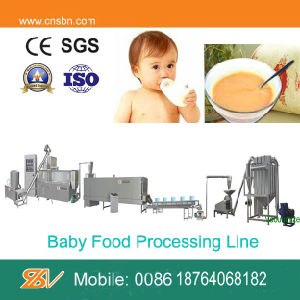 Baby Food Plant /Baby Food Processing Machines (SLG65-III, SLG70-II, SLG85-II) pictures & photos