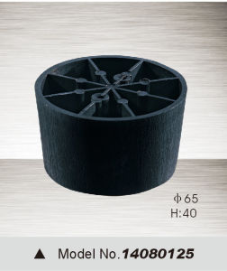 Plastic Furniture Parts, Sofa Leg (14080125) pictures & photos