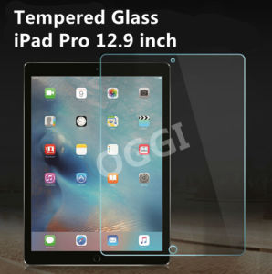 Tempered Glass Screen Protector Exlra Hard 0.3mm 2.5D for iPad PRO 12.9 Inch pictures & photos