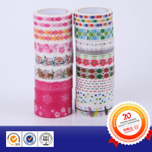 Ipartner Custom Printed Cartoon Washi Stationery Tape pictures & photos