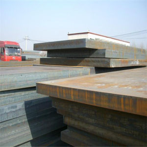 Hot Rolled Manganese Steel Wearing Plate Mn13 pictures & photos