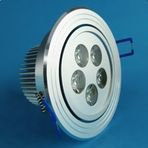High Power LED Downlights 5W pictures & photos